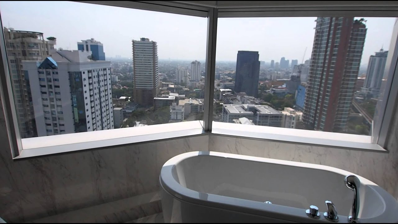 Bangkok Marriott Sukhumvit Soi 57 - Thonglor - Hotel Video Guide