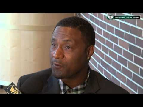 2015 MSU Hall of Fame: Andre Rison