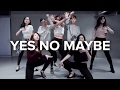 Yes No Maybe - 수지(Suzy)/ Mina Myoung Choreography