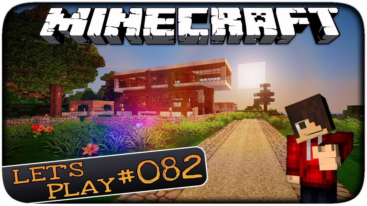 Lets Play Minecraft HDDeutsch Bauen In - Minecraft spiele max