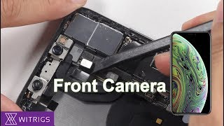 iPhone XS Front Camera Replacement