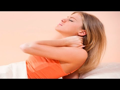 How To Fix Stiff Neck In One Minute