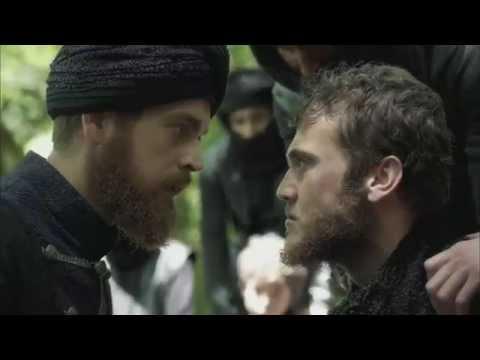 Shehzade Bayezid death scene (English subtitled) - Magnificent Century