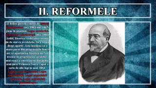 Lectia de istorie 16 - Domnia si reformele lui Al.I.Cuza