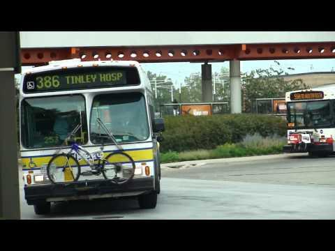 RTA Pace Bus: 2014 ElDorado National Axess Route 290 Bus #6402 at