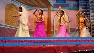 Indraneelam group dance