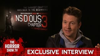 Insidious Chapter 3: Exclusive Interview With Writer/Director Leigh Whannell