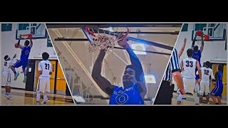 2017 F DeAndre Ayton Dominates in Lawrence In Front Of Coach Self