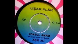 Uşak'lı Aşık Garip Ali - Yoksul Anam -  1975  Uzun Hava