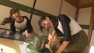 抹茶ーずが、京都府宇治市・白川地区を訪問♡ 重要文化財を拝観したり、...