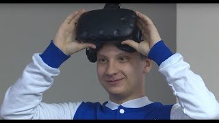 Школа VR-волонтеров
