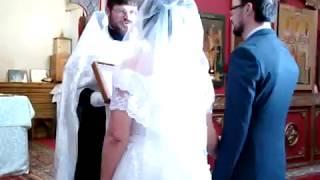 Венчание Петра и Юлии Дудиновых (Павликовой)