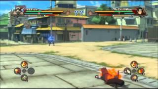 Kakuzu Vs Hashirama Full Fight