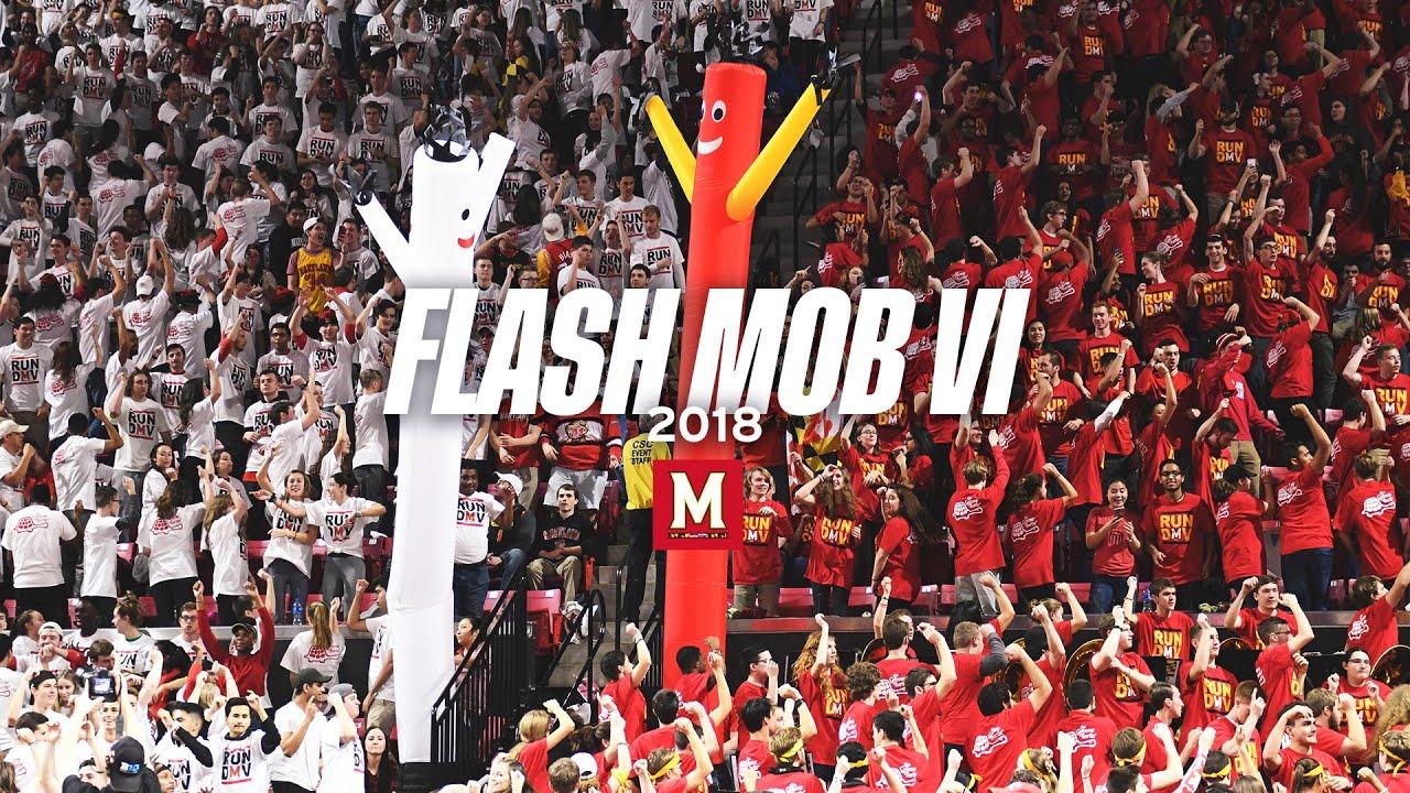 Student Flash Mob VI