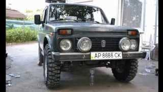 видео Новая ВАЗ Нива 2131 в Барнауле