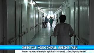 INFECȚIILE NOSOCOMIALE, SUBIECT TABU