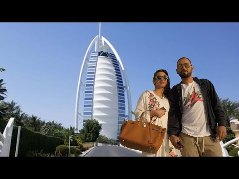 MOST LUXURIOUS HOTEL IN DUBAI!