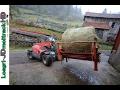 Download Alimentation des bovins (VL) en ferme de montagne - Weidemann T4512
