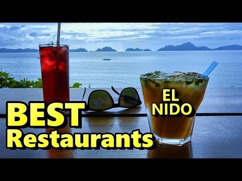 Best Restaurants El Nido Palawan Philippines Reviewed