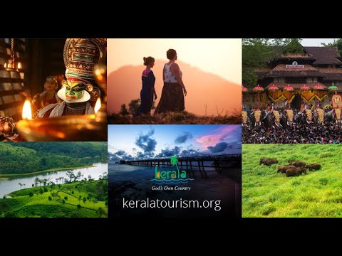 Most beautiful places in india ! Stunning Images of Kerala tourism ! Amazing Tourist Place