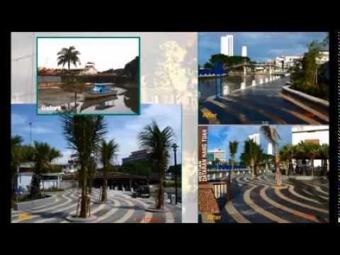 River Rehabilitation   Sg  Melaka vs Pasig River