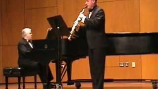 """Lawson Lunde - Sonata """"Alpine"""" (mvt. 1 - Allegro moderato)"""