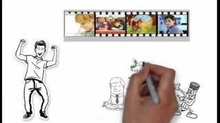 Креативная реклама в стиле рисованного видео(ЗАКАЗАТЬ ПОДОБНЫЕ РЕКЛАМНЫЕ ВИДЕО-РОЛИКИ МОЖНО ЗДЕСЬ: http://vk.com/id31620629., 2014-06-22T14:24:10.000Z)