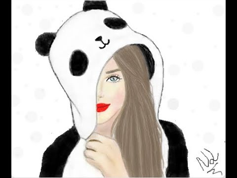 Desenho Pandinha Fifth Harmony That S My Girl Youtube