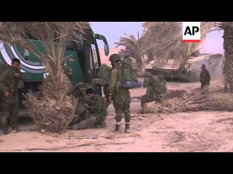 IDF troops remain on alert near Gaza border as temporary ceasefire takes hold