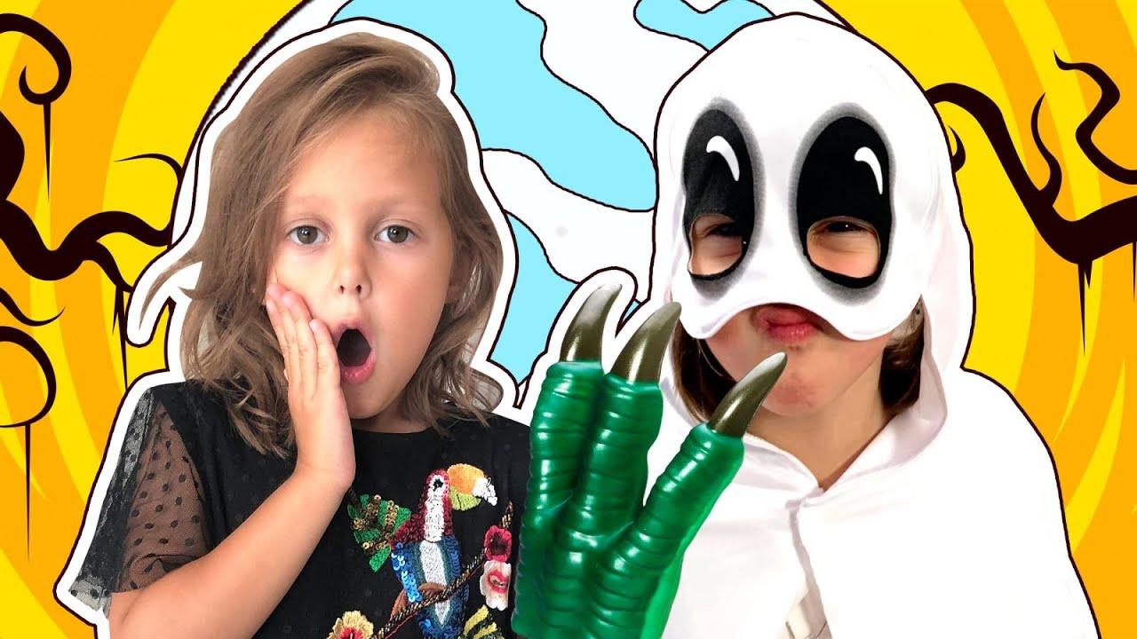 ХЭЛЛОУИНА НЕ БУДЕТ! Призрак Хэллоуина заколдовал костюмы и украшения к празднику!