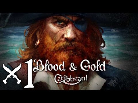 Обзор Blood & Gold: Caribbean #1 - Персик Пират