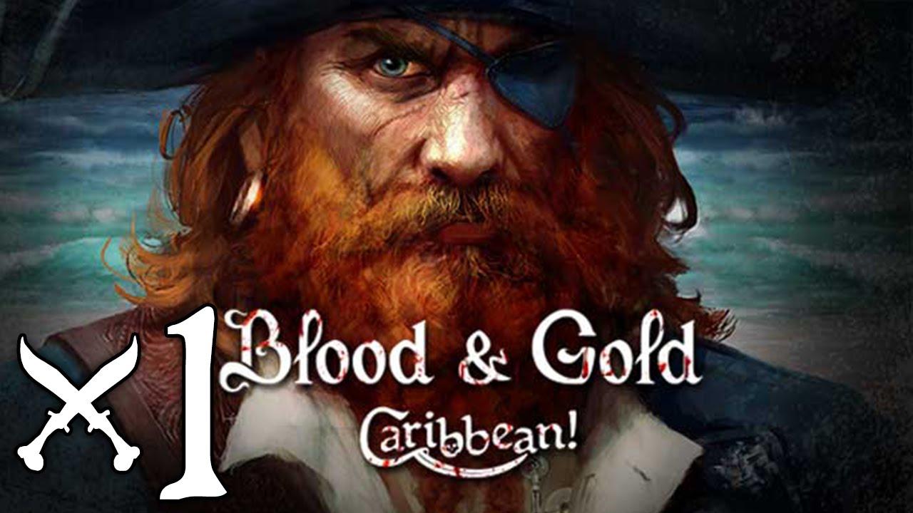 Blood And Gold Caribbean Deutsch
