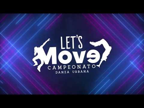 SPOT LET'S MOVE CAMPEONATO DANZA URBANA 2018