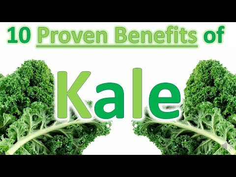 10 Proven Benefits of Kale