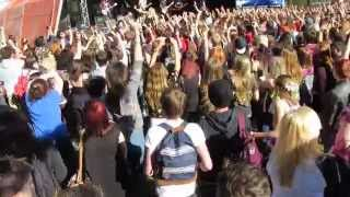 We The Kings - Check Yes Juliet LIVE @ Slam Dunk 2014