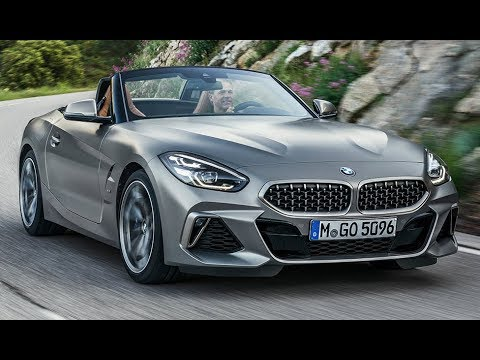 2019 Bmw Z4 M40i Interior Exterior And Drive