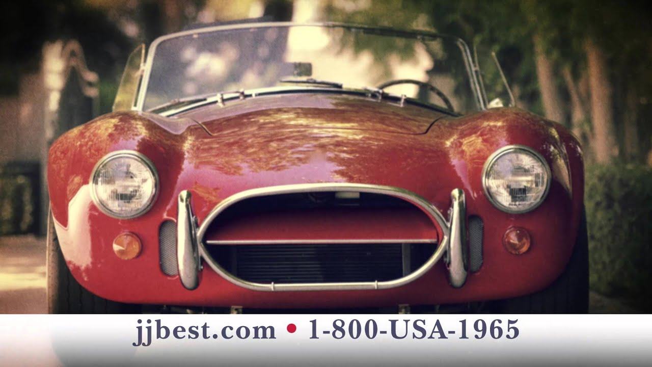 Classic Auto Financing JJ Best Banc Co YouTube - Classic car financing