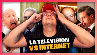 Mi experiencia en la TV | La encuesta p1t3ra del presidente