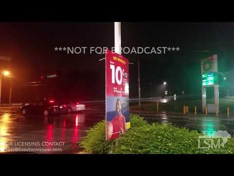 11-18-2017 Stone Mountain, GA Heavy Rain and Wind, Traffic