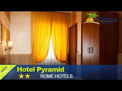 Hotel Pyramid - Rome Hotels, Italy