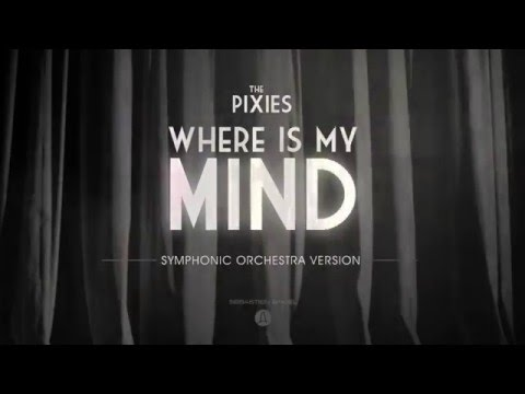 Pixies - Where is my mind - Orchestra tribute