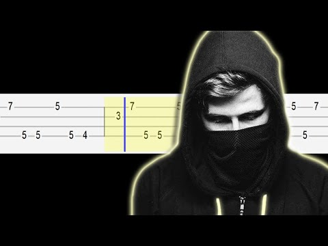 alan-walker,-sabrina-carpenter-&-farruko---on-my-way-(easy-ukulele-tabs-tutorial)