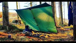 Bushcraft Winter Overnight Camp