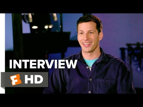 Storks Interview - Andy Samberg (2016) - Animated Movie