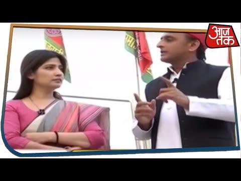अखिलेश बोले-प्रियंका कन्फ्यूज हैं, राहुल गांधी दे रहे विरोधाभासी बयान   Akhilesh Yadav Exclusive