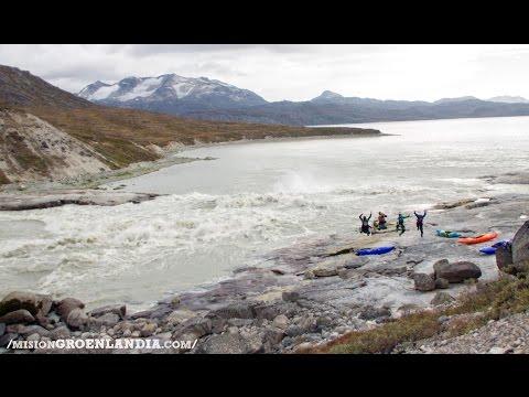 RÍO KURSSUAQ. Misión Groenlandia