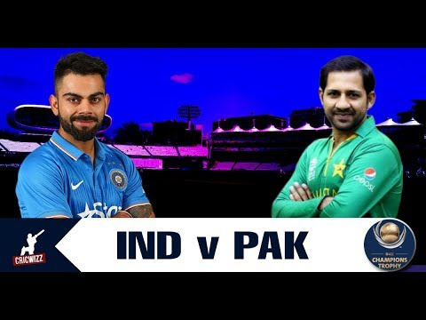 Pakistan vs India, Final - Live Cricket Score, Commentary