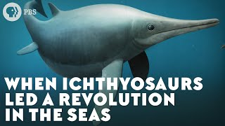 When Ichthyosaurs Led a Revolution in the Seas
