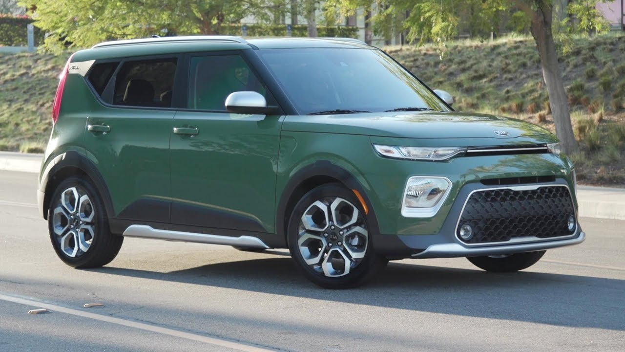 2020 Kia Soul Interior Exterior And Drive Youtube