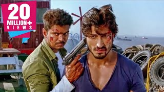 Indian Soldier Never On Holiday Best Action Scene | South Indian Hindi Dubbed Best Action Scene